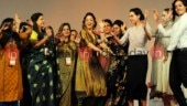 Yami Gautam brings the house down with her dance moves at India Today Woman Summit