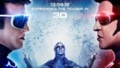 2.0 official posters out, teaser on September 13. See all pics