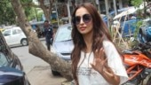 Malaika Arora looks hot as ever as she steps out in style