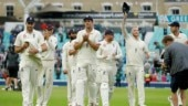 India go down fighting in Alastair Cook's final Test
