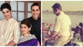 Akshay Kumar is the perfect doting dad to kids Nitara and Aarav. See pics