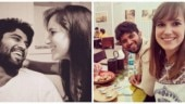 Vijay Deverakonda and girlfriend Virginie in rare photos. See pics