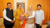 Amit Shah calls on bigwigs for 2019 Samarthan