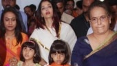Ganesh Chaturthi 2018: Aishwarya and Aaradhya seek blessings from Bappa