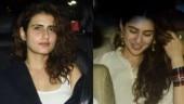 Manmarziyaan: Sara Ali Khan to Fatima Sana Shaikh, B-Town attends screening
