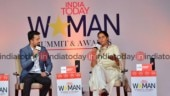 Champion Moms- Gilt Over Guilt: Krishna Poonia at India Today Woman Summit 2018