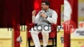 Oil minister Dharmendra Pradhan defends rising fuel prices: In Pics