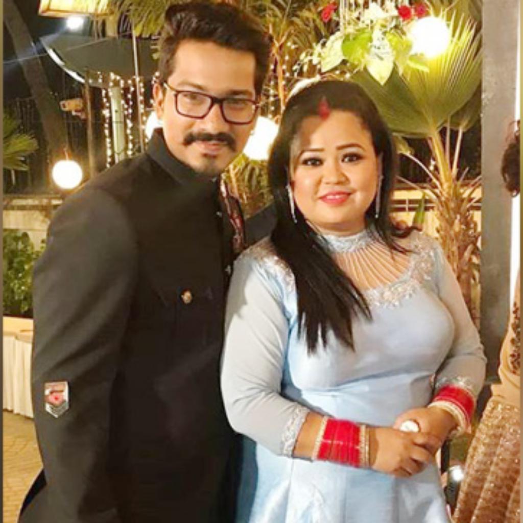 Bharti and Harsh
