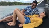 Samantha and Naga Chaitanya cosy up in Ibiza. Pics from personal album