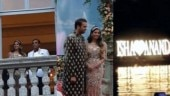 Isha Ambani and Anand Piramal get engaged in royal ceremony at Lake Como: Inside pics