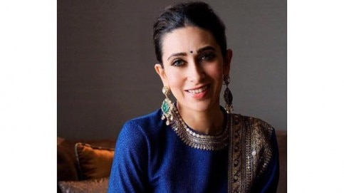 Karisma Kapoor Photo: Instagram/therealkarismakapoor