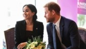 Meghan Markle and Prince Harry Photo: Instagram/windsorroyalfamily