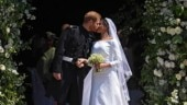 Prince Harry and Meghan Markle get married Photo: Reuters