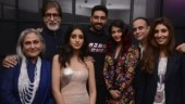 Shweta Bachchan launches fashion label with Bachchans and Ambanis at starry bash
