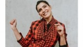 Samantha Akkineni is sexy beyond words in plaid jacket and quirky skirt