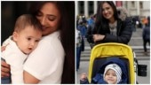 Shweta Tiwari's holiday pics with her little traveller are too cute for words