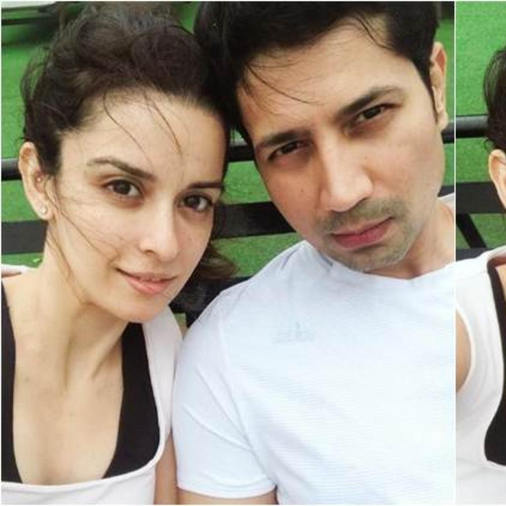 Sumeet Vyas and Ekta Kaul