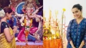 Ganesh Chaturthi 2018: Madhuri Dixit to Shraddha Kapoor, B-Town welcomes Bappa