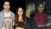 Sui Dhaaga: Virat-Anushka and Varun-Natasha arrive together for screening