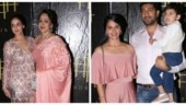 Hema Malini turns 70: Daughters Esha and Ahana join dream girl at grand bash