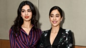 Janhvi and Khushi with Kapoor family steal the show at store launch