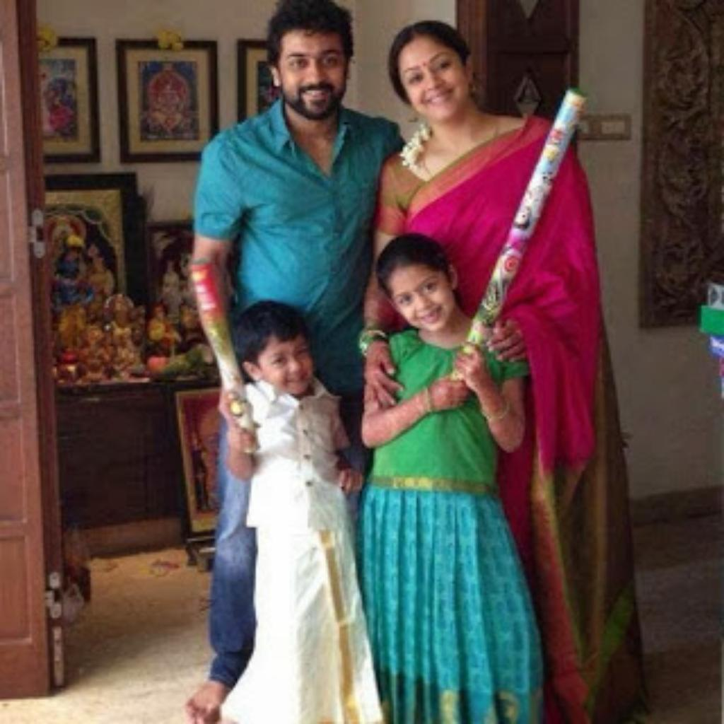 Happy Birthday Jyothika: Her love story with Suriya in pics | IndiaToday