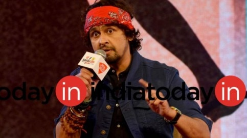 Sonu Nigam at Safaigiri 2018