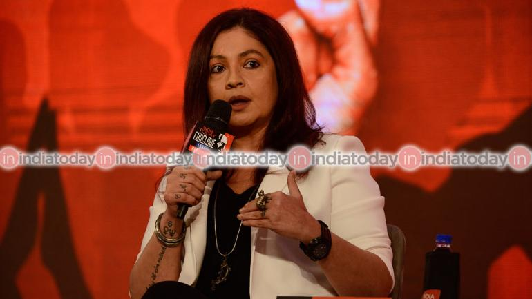 Pooja Bhatt at India Today Conclave East 2018