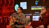 East Conclave 2018: Anupam Roy entertains the crowd with his music