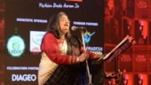 Usha Uthup mesmerises the crowd with her singing at East Conclave 2018