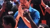 Sarkar audio launch: Thalapathy Vijay receives a grand welcome from fans