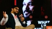 Babul Supriyo shows his filmy MP avatar at India Today Conclave East 2018