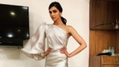 Deepika Padukone is ravishing in thigh-high slit silver gown. See pics