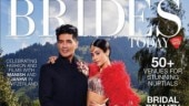 Janhvi Kapoor and Manish Malhotra bring back Sridevi's fashion for Brides Today October 2018