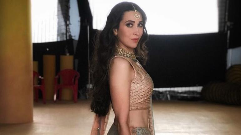 Karisma Kapoor Photo: Instagram/tanghavri