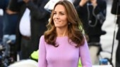 Kate Middleton shines in a lilac dress at event with Prince William. See pics