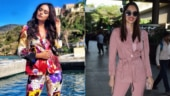 Manushi Chhillar in these sexy power suits is a vision to behold. See pics