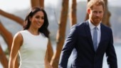Meghan Markle glows in white dress with Prince Harry. See pics