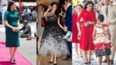 Meghan Markle for same pair of shoes 6 times on Royal tour.
