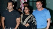 Salman, Iulia and Jacqueline light up Arpita Khan Diwali bash. See pics