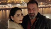Sanjay Dutt and wife Maanayata enjoy a romantic getaway in Budapest