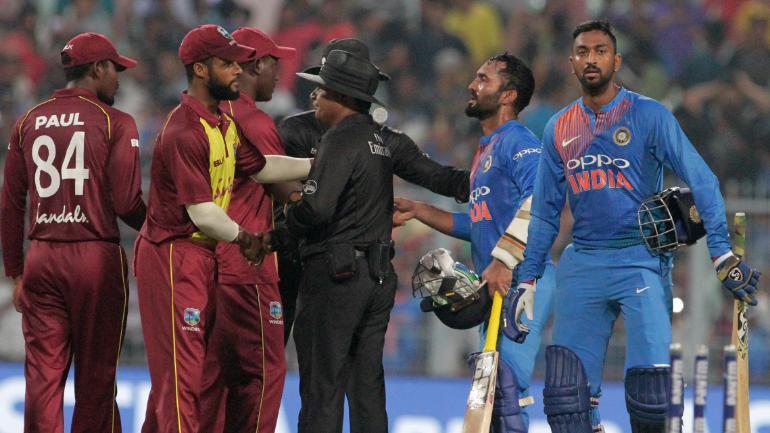 Krunal Pandya, India vs West Indies