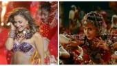 Elli AvrRam recreates Urmila Matondkar Chamma Chamma in sizzling remake