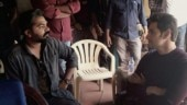 Simbu and Mahesh Babu have a blast at Ramoji Film City in Hyderabad