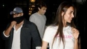 Arjun Kapoor and Malaika Arora enjoy night out with friends. See pics