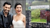 Deepika Padukone and Ranveer Singh are getting married at Villa del Balbianello at Lake Como in Italy