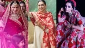 Before Deepika-Ranveer Mumbai reception: What the bride wore since her wedding day