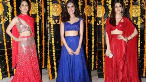 Ekta Kapoor Diwali bash.