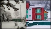 Kashmir Valley turns fairyland after fresh snowfall. Breathtaking pics