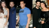 Salman-Jacqueline to Sushmita-Rohman: B-Town joins Shilpa Shetty for Diwali bash